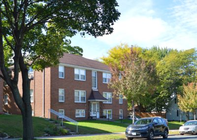 St. Clair Apartments